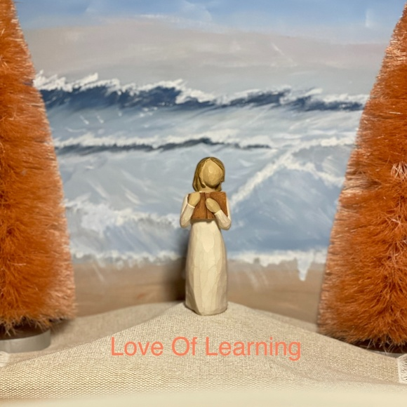 Willow Tree DEMIDACO - Love of Learning